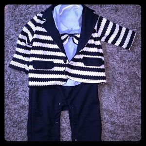 Other - Boys dressy suit set. Size 6 to 9 months.